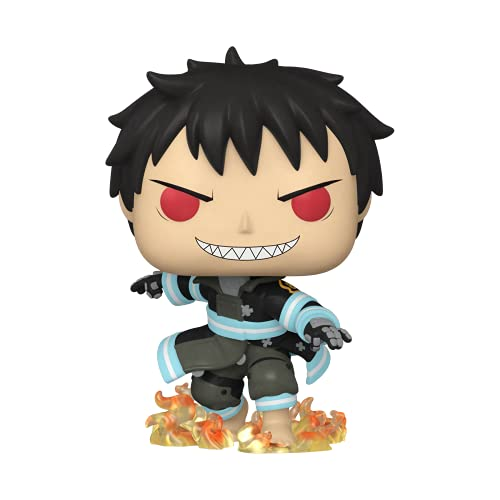 Funko Pop! Animation: Fire Force - Shinra with Fire