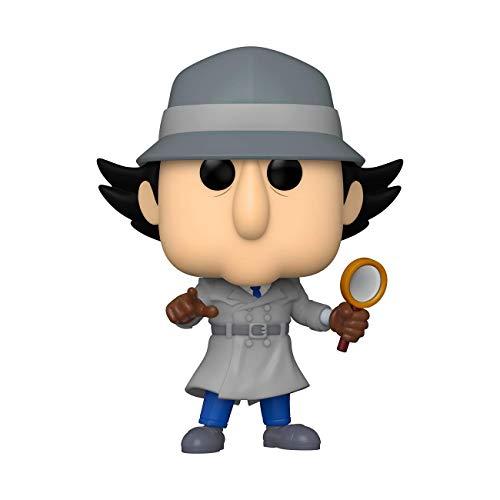 Funko Pop! Animation: Inspector Gadget - Inspector Gadget (Styles May Vary) Vinyl Figure
