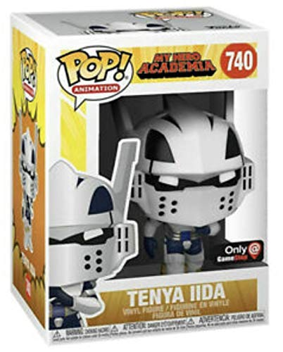 Funko Pop! Animation My Hero Academia Tenya IIDA #740 Exclusive