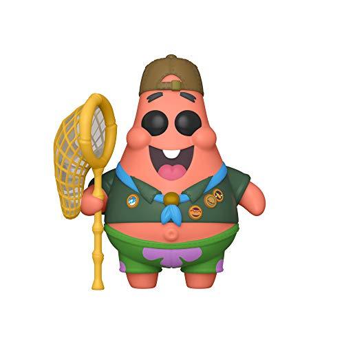 Funko Pop! Animation: Spongebob Movie - Patrick in Camping Gear, Multicolor