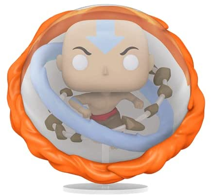 Funko Pop! Animation Super: Avatar - Aang All Elements