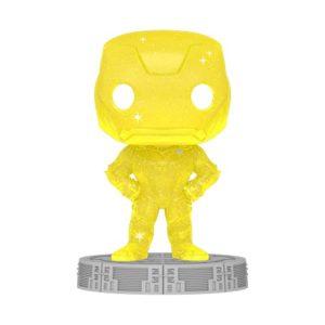 Funko Pop! Artist Series: Marvel Infinity Saga - Iron Man