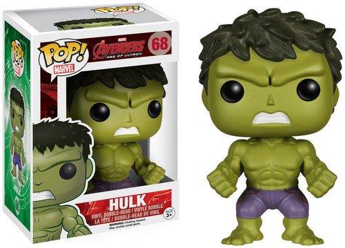 Funko Pop: Avengers 2: Age of Ultron - Hulk Vinyl Figure Protective CASE