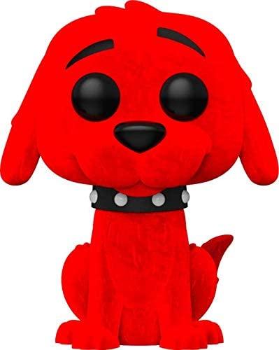 Funko Pop! Clifford The Big Red Dog - Clifford Flocked
