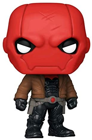 Funko Pop! DC Batman Jason Todd Red Hood Exclusive Figure