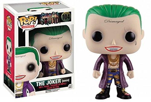 Funko Pop! DC Heroes #104 Suicide Squad The Joker {Boxer} (Target Exclusive)