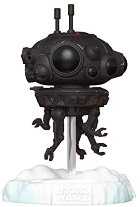 """Funko Pop! Deluxe: Star Wars Battle at Echo Base Series - 6"""" Probe Droid, Amazon Exclusive Action Figure"""