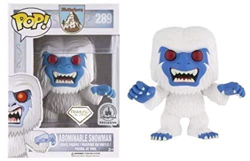 Funko Pop! Disney #289 Abominable Snowman Diamond Collection (Disney Parks Exclusive)