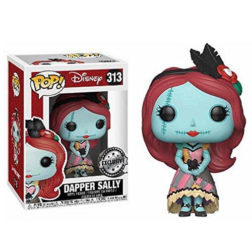 Funko Pop! Disney #313 Nightmare Before Christmas Dapper Sally (Hot Topic Exclusive)