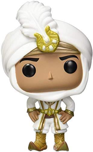 Funko Pop! Disney: Aladdin Live Action - Prince Ali, Multicolor, us one-Size