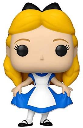 Funko Pop! Disney: Alice in Wonderland 70th - Alice in Wonderland Curtsying