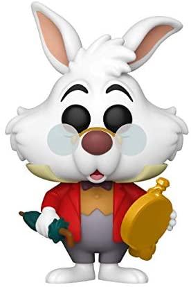 Funko Pop! Disney: Alice in Wonderland 70th - White Rabbit with Watch