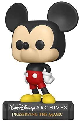 Funko Pop! Disney: Archives - Mickey Mouse, Multicolour