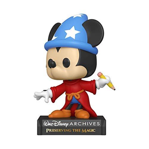 Funko Pop! Disney: Archives - Sorcerer Mickey, Multicolour