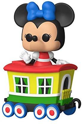 Funko Pop! Disney: Casey Jr. Circus Train Ride - Minnie in Caboose Car Vinyl Figure, Amazon Exclusive, 50949