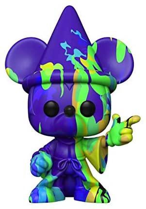 Funko Pop! Disney: Fantasia 80th Anniversary - Artist Series Mickey #2 Vinyl Figure