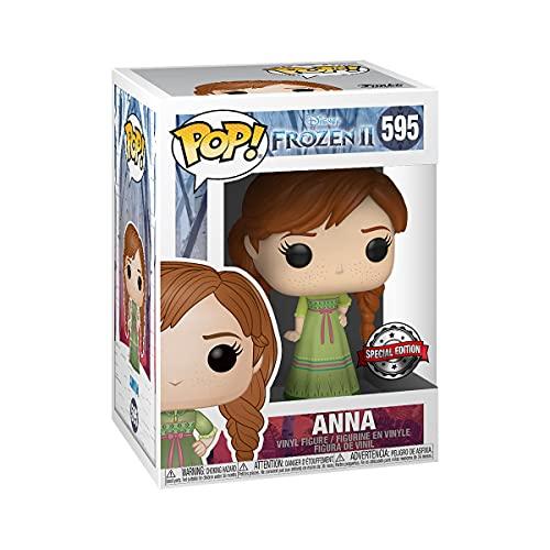 Funko Pop! Disney Frozen 2 Anna Exclusive Vinyl Figure #595