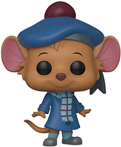 Funko Pop! Disney: Great Mouse Detective - Olivia, Multicolor