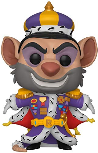 Funko Pop! Disney: Great Mouse Detective - Ratigan, Multicolor, (Model: 47719)