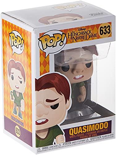 Funko Pop! Disney: Hunchback of Notre Dame - Quasimodo, Multicolor