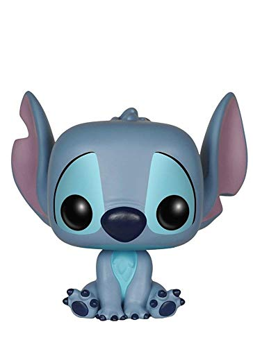 Funko Pop Disney: Lilo & Stitch Seated Action Figure
