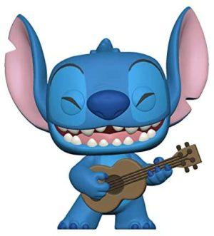 Funko Pop! Disney: Lilo & Stitch - Stitch with Ukelele