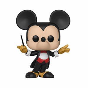 Funko Pop Disney: Mickey's 90Th - Conductor Mickey Collectible Figure, Multicolor