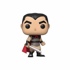 Funko Pop! Disney: Mulan - Li Shang