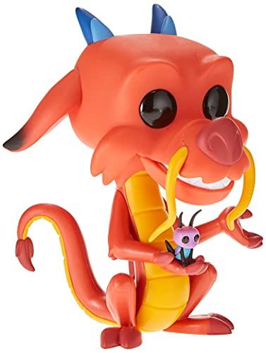 """Funko Pop! Disney: Mulan - Mushu 10"""""""