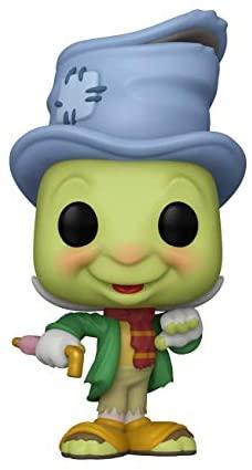 Funko Pop! Disney: Pinocchio - Street Jiminy, 3.75 inches