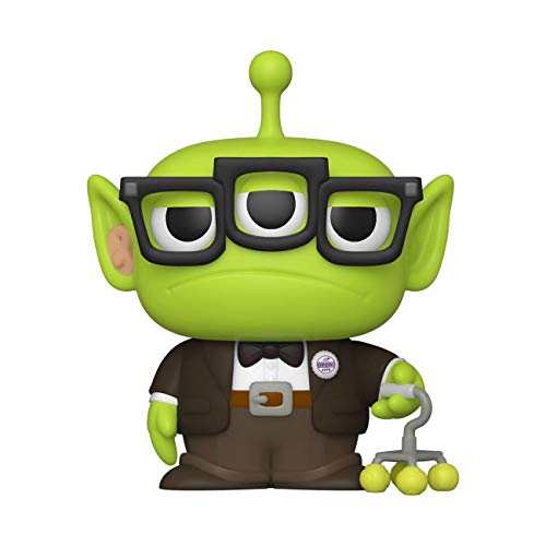 Funko Pop! Disney: Pixar Alien Remix - Alien as Carl Vinyl Figure Multicolor, 3.75 inches