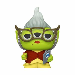 Funko Pop! Disney: Pixar Alien Remix - Roz, Multicolor, 3.75 inches (49606)