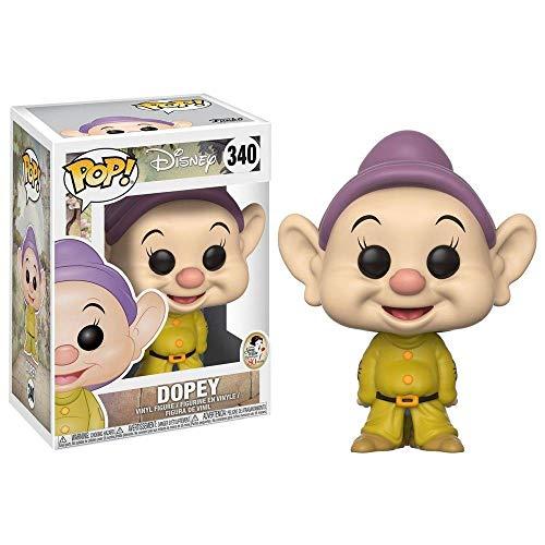 Funko Pop Disney: Snow White - Dopey Collectible Vinyl Figure (styles may vary)