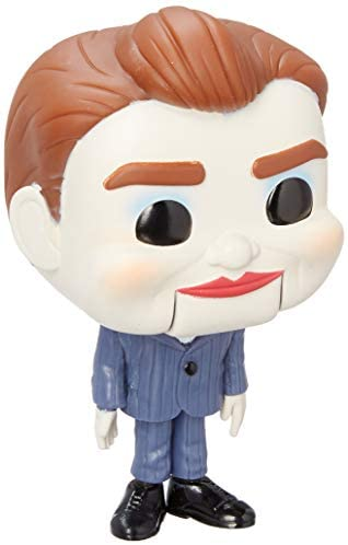 Funko Pop! Disney: Toy Story 4 - Benson, Fall Convention Exclusive, Multicolor (43354)