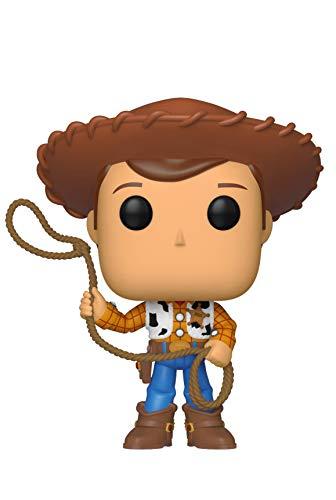 Funko Pop! Disney: Toy Story 4 - Woody, Multicolor