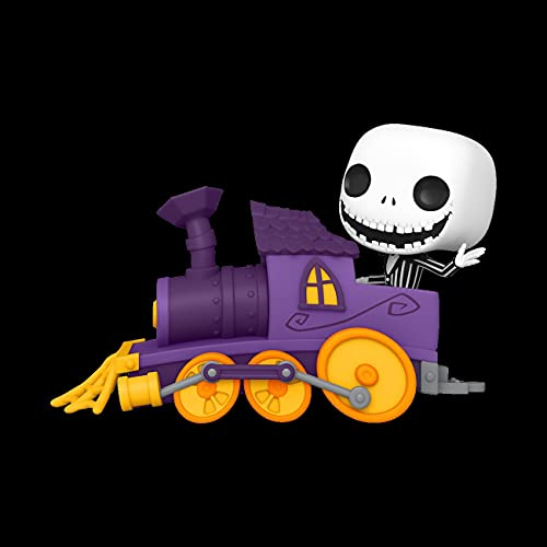 Funko Pop! Disney Train: NBC - Jack in Train Engine
