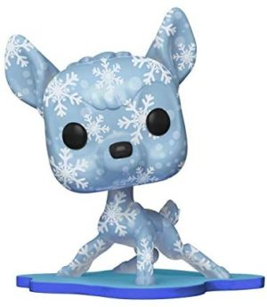Funko Pop! Disney: Treasures of The Vault - Bambi, Artist Series, Amazon Exclusive