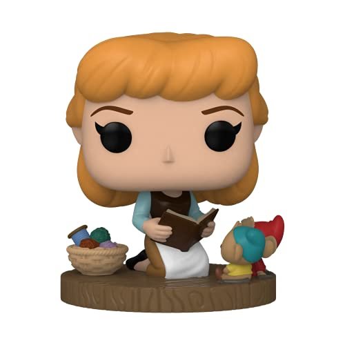 Funko Pop! Disney: Ultimate Princess - Cinderella