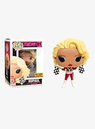 Funko Pop! Drag Queens: RuPaul Drag Race - RuPaul (Limited Edition Exclusive) #01