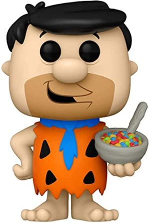 Funko Pop! Fred with Cereal. Fruity Pebbles. POP. / New Edition (Standard, New / Multicolor)