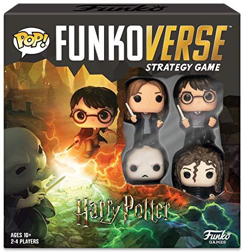 Funko Pop! - Funkoverse Strategy Game: Harry Potter #100 - Base Set