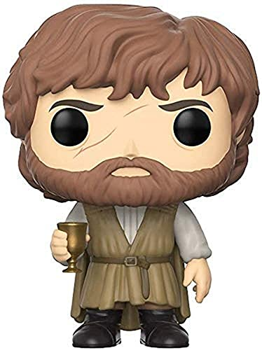 Funko Pop Game of Thrones: GOT - Tyrion Toy Figure Brown