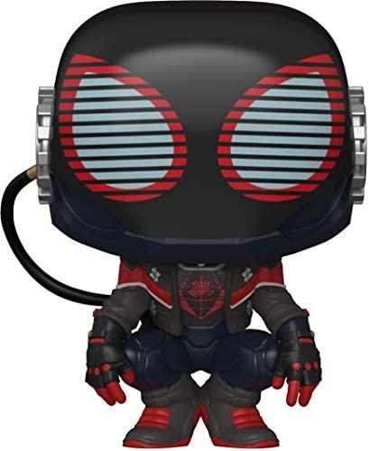 Funko Pop! Games: Marvel's Spider-Man: Miles Morales - Miles 2020 Suit