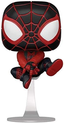 Funko Pop! Games: Marvel's Spider-Man: Miles Morales - Miles Bodega
