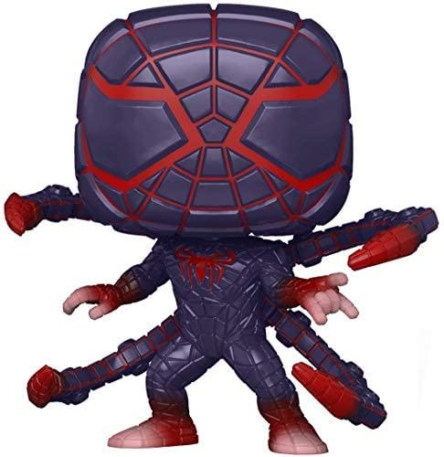 Funko Pop! Games: Marvel's Spider-Man: Miles Morales- Miles Programmable Matter Suit
