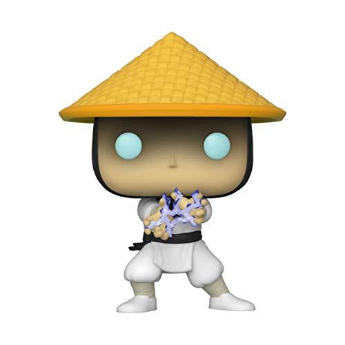 Funko Pop! Games: Mortal Kombat - Raiden