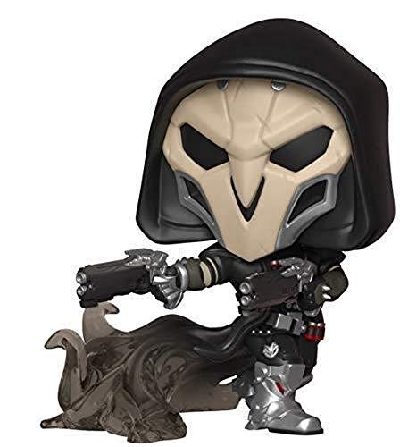 Funko Pop! Games: Overwatch - Reaper (Wraith),Multicolor