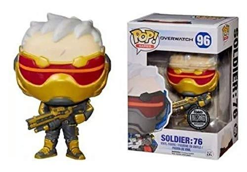 Funko Pop! Games Overwatch Soldier 76 #96 (Blizzard Exclusive)