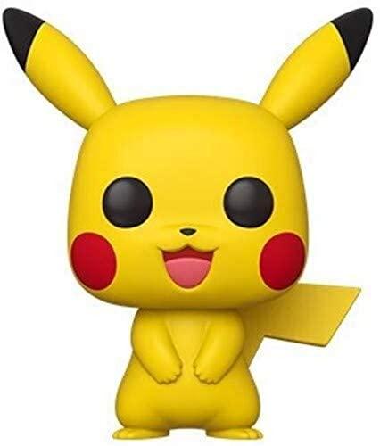 "Funko Pop! Games: Pokemon - 18"" Pikachu"
