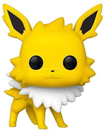 Funko Pop! Games: Pokemon - Jolteon Vinyl Figure